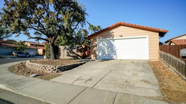2160 Cedarbrook Drive, Fairfield, CA 94534 (#22028784) :: Corcoran Global Living
