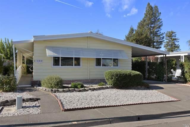 102 Westgate Circle, Santa Rosa, CA 95401 (#22028795) :: Hiraeth Homes