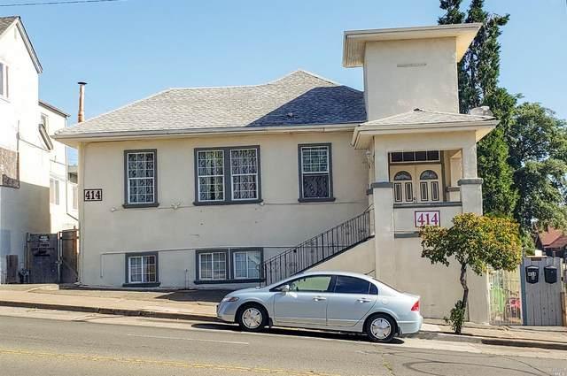 414 Tennessee Street, Vallejo, CA 94590 (#22028829) :: Hiraeth Homes