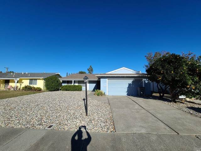172 Mckinley Circle, Vacaville, CA 95687 (#22028855) :: The Lucas Group