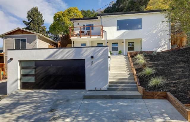 80 Monterey Avenue, San Anselmo, CA 94960 (#22028889) :: Intero Real Estate Services