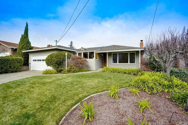 562 Thyme Place, San Rafael, CA 94903 (#22028998) :: Lisa Perotti | Corcoran Global Living