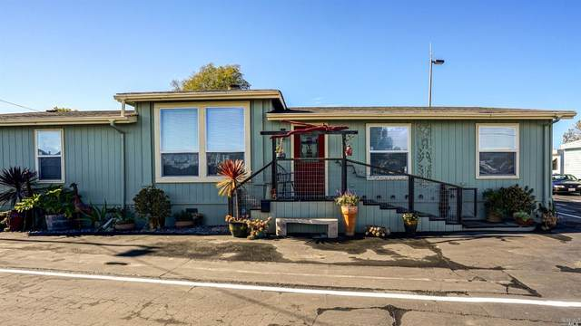 2130 Redwood Highway D15, Greenbrae, CA 94904 (#22029085) :: HomShip