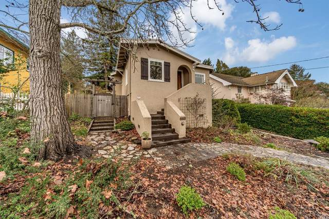 668 Vine Avenue, Sebastopol, CA 95472 (#22029620) :: Lisa Perotti | Corcoran Global Living