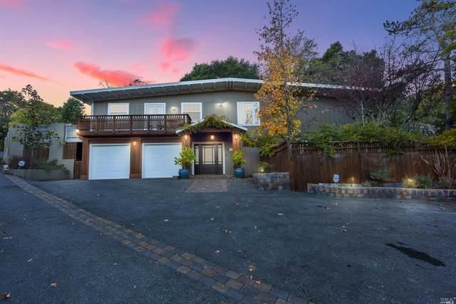 45 Oak Knoll Drive, San Anselmo, CA 94960 (#22029772) :: W Real Estate | Luxury Team