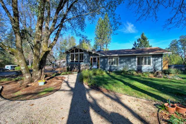 896 Ponderosa Drive, Angwin, CA 94508 (#22029934) :: W Real Estate | Luxury Team