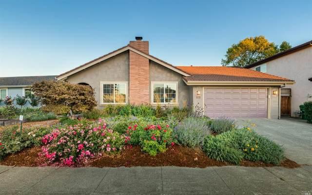 1284 Ponderosa Drive, Petaluma, CA 94954 (#22030075) :: Lisa Perotti   Corcoran Global Living