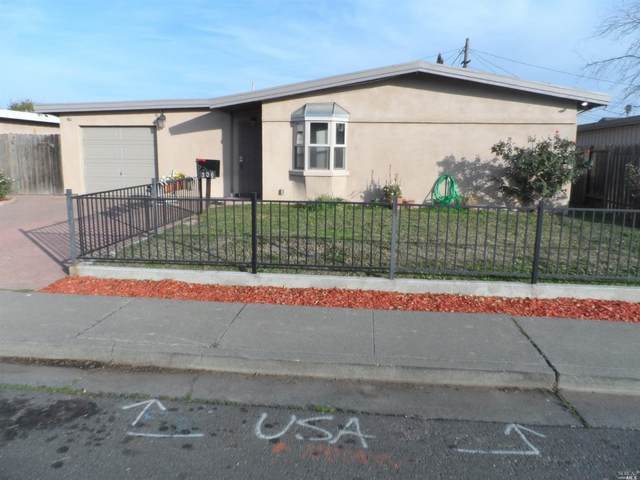 306 Hopkins Drive, Fairfield, CA 94533 (#22030080) :: Lisa Perotti | Corcoran Global Living