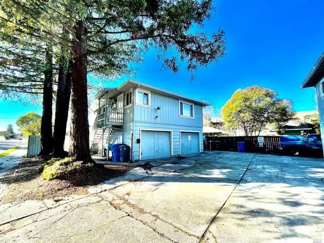819 Maple Avenue, Santa Rosa, CA 95404 (#22030096) :: Jimmy Castro Real Estate Group
