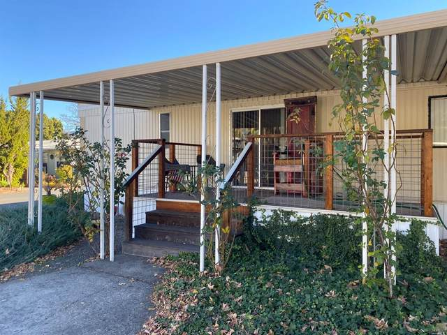 2412 Foothill Avenue #7, Calistoga, CA 94515 (#22030129) :: Jimmy Castro Real Estate Group