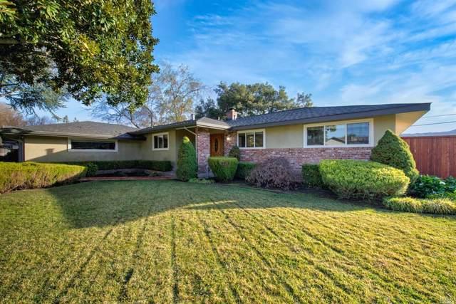 803 Via Palo Linda Drive, Fairfield, CA 94534 (#22030219) :: Rapisarda Real Estate