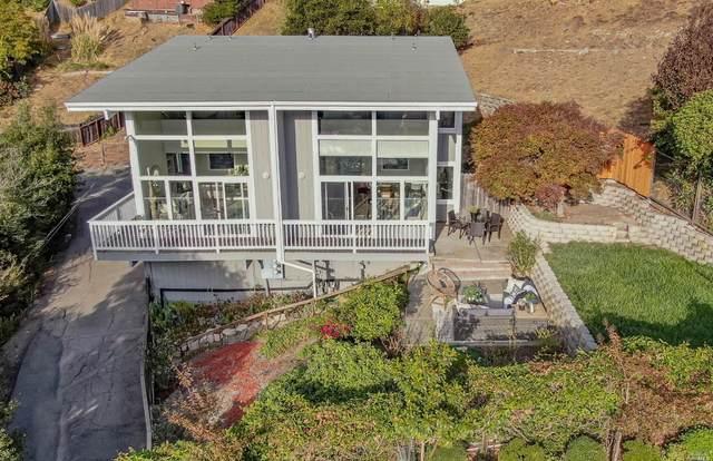 20 Racoon Lane, Tiburon, CA 94920 (#22030294) :: Team O'Brien Real Estate