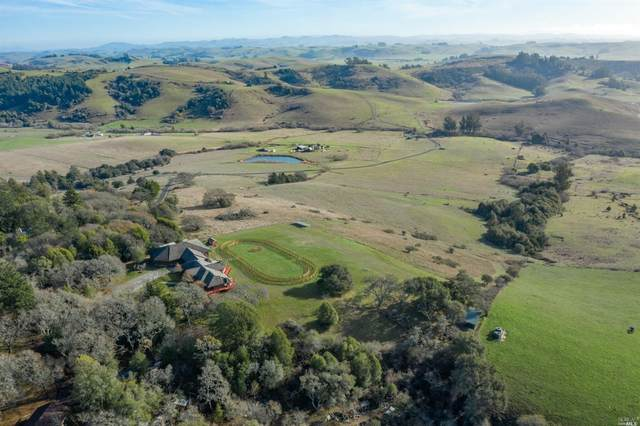1025 Freestone Ranch Road, Sebastopol, CA 95472 (#22030338) :: Rapisarda Real Estate