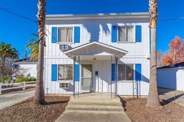 1507 Park Street, Calistoga, CA 94515 (#22030412) :: Jimmy Castro Real Estate Group
