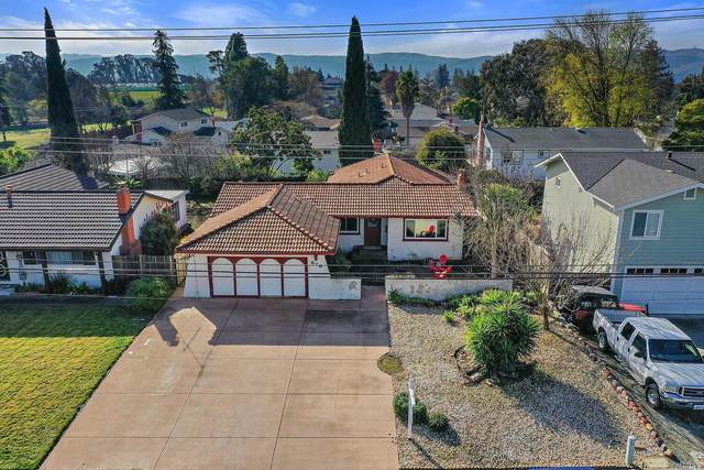 626 Hillcrest Avenue, Benicia, CA 94510 (#22030439) :: Rapisarda Real Estate