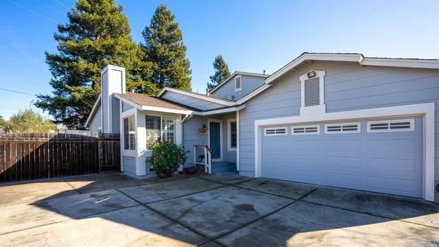1678 Northstar Drive, Petaluma, CA 94954 (#22030447) :: Lisa Perotti   Corcoran Global Living