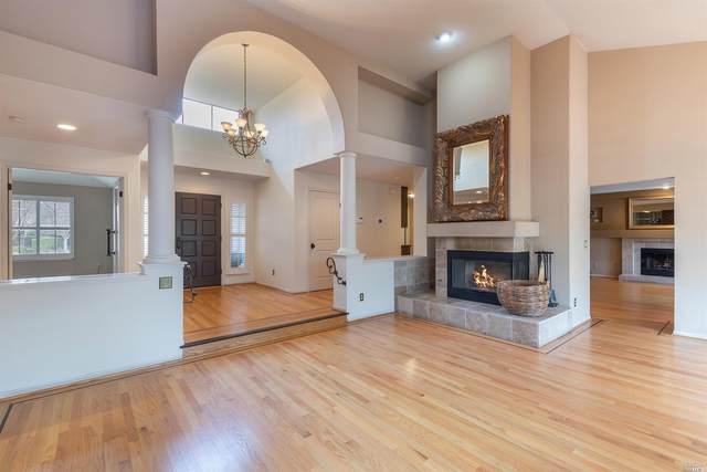 154 Silverado Springs Drive, Napa, CA 94558 (#22030500) :: Team O'Brien Real Estate