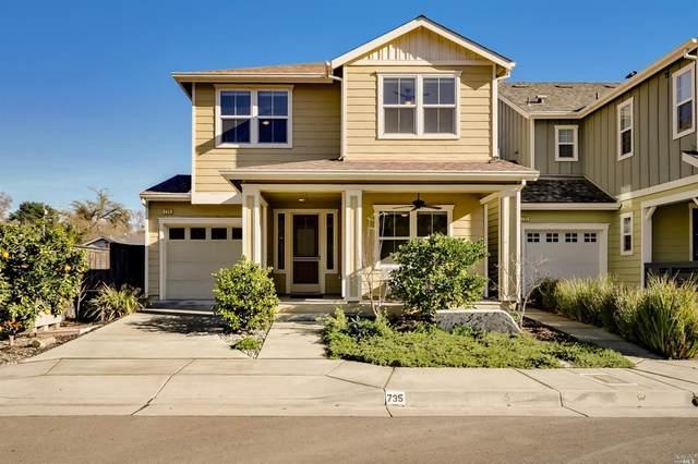 735 Larkspur Drive, Healdsburg, CA 95448 (#22030508) :: Rapisarda Real Estate