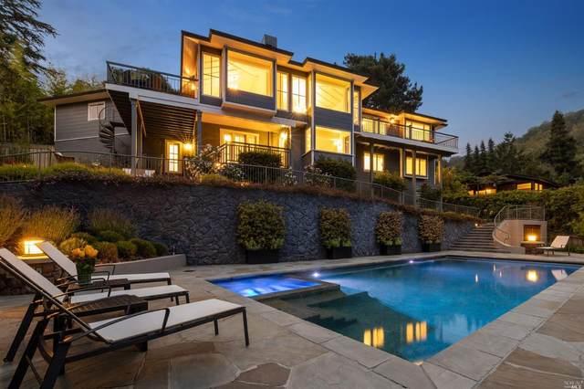 303 Vista Linda Drive, Mill Valley, CA 94941 (#22030526) :: Team O'Brien Real Estate