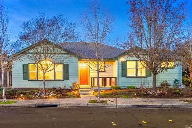 3309 Canyonlands Avenue, Santa Rosa, CA 95407 (#22030741) :: HomShip