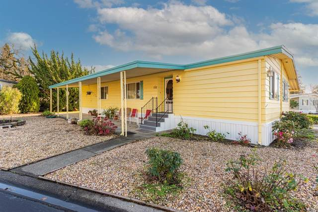 58 Estrella Drive, Santa Rosa, CA 95403 (#22030843) :: Golden Gate Sotheby's International Realty