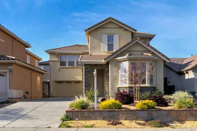 1167 Villaggio Circle, Vacaville, CA 95688 (#22030882) :: Rapisarda Real Estate