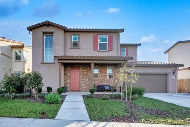 274 Wisteria Circle, Vacaville, CA 95687 (#22030909) :: Rapisarda Real Estate