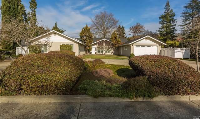 25 County Club Drive, Fairfield, CA 94534 (#22030933) :: Rapisarda Real Estate