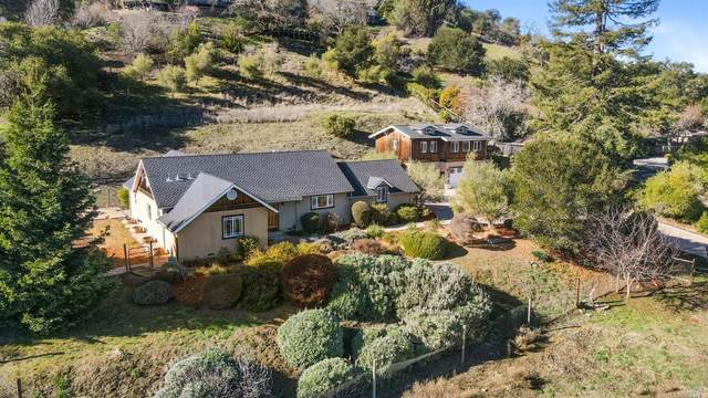 3 Oak Ridge Road, San Rafael, CA 94903 (#22030941) :: Lisa Perotti | Corcoran Global Living