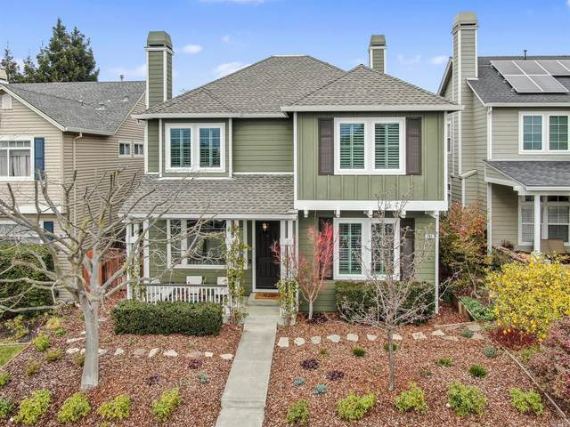 791 W J Street, Benicia, CA 94510 (#22030964) :: Rapisarda Real Estate