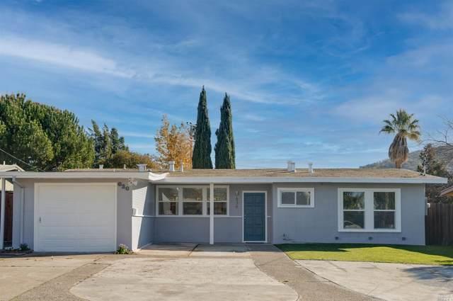 636 Galerita Way, San Rafael, CA 94903 (#22030972) :: Lisa Perotti | Corcoran Global Living