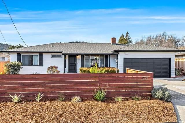 221 Collier Boulevard, Napa, CA 94558 (#22030976) :: Golden Gate Sotheby's International Realty