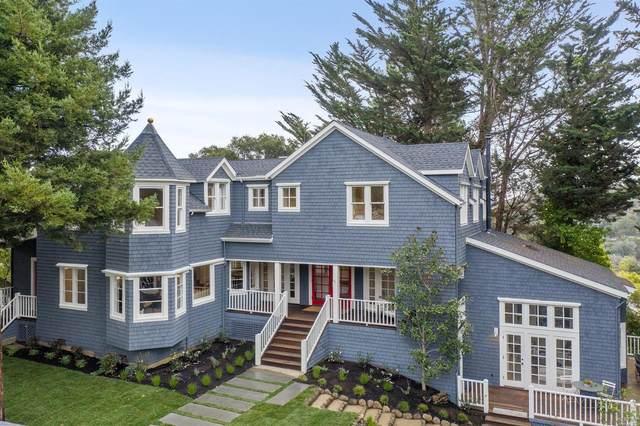 475 Molino Avenue, Mill Valley, CA 94941 (#22031013) :: Team O'Brien Real Estate