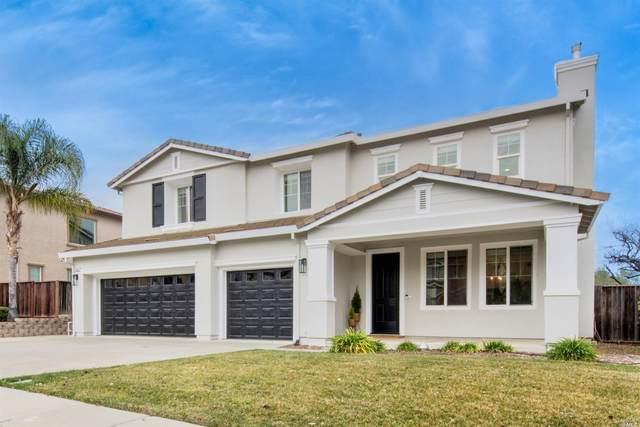 2354 Fairview Place, Fairfield, CA 94534 (#22031016) :: Rapisarda Real Estate