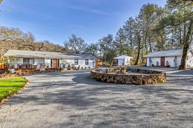 929 Sanitarium Road, Deer Park, CA 94576 (#22031017) :: Team O'Brien Real Estate