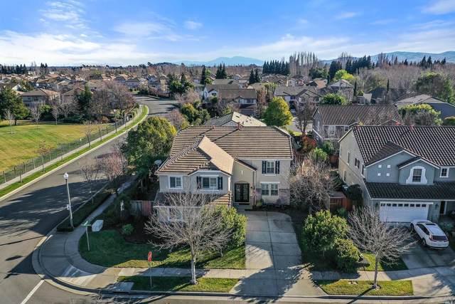 5099 Green Meadow Court, Fairfield, CA 94534 (#22031029) :: Rapisarda Real Estate