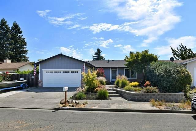 518 Woodchuck Court, Santa Rosa, CA 95401 (#22031034) :: Golden Gate Sotheby's International Realty