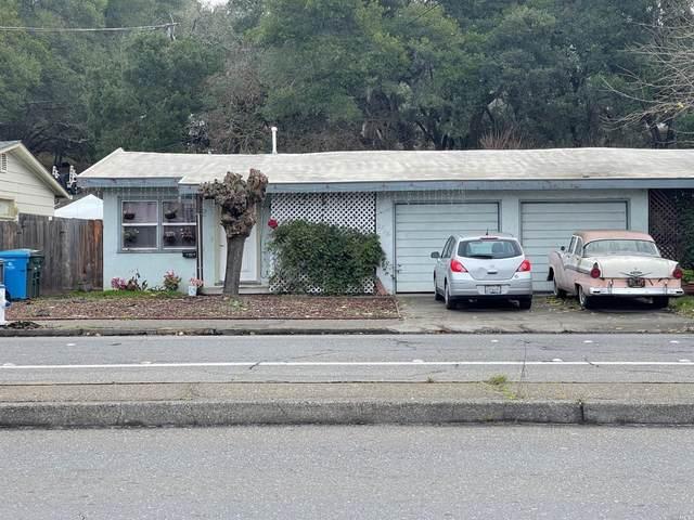 4360 Montgomery Drive, Santa Rosa, CA 95405 (#22031051) :: W Real Estate   Luxury Team