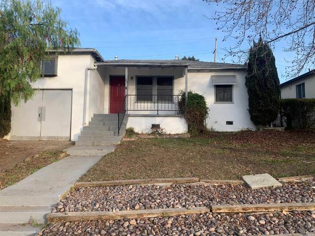 22 Winslow Avenue, Vallejo, CA 94590 (#22031066) :: Golden Gate Sotheby's International Realty