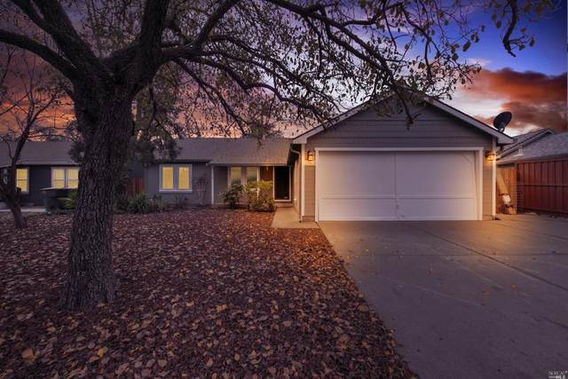 256 Christine Drive, Vacaville, CA 95687 (#22031072) :: Rapisarda Real Estate
