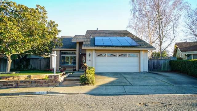 591 Capitol Drive, Benicia, CA 94510 (#22031135) :: Rapisarda Real Estate
