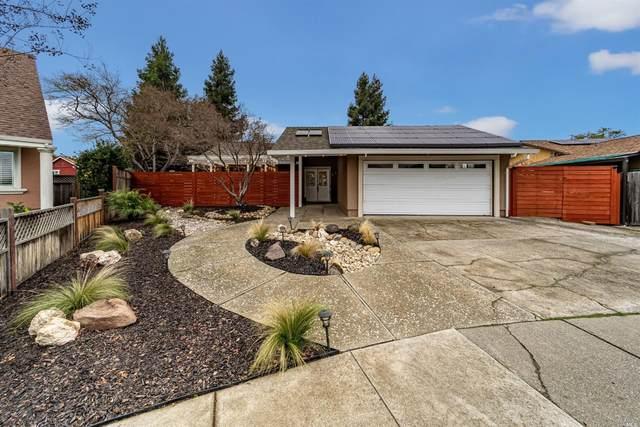 4145 Rhine Court, Napa, CA 94558 (#22031158) :: Intero Real Estate Services