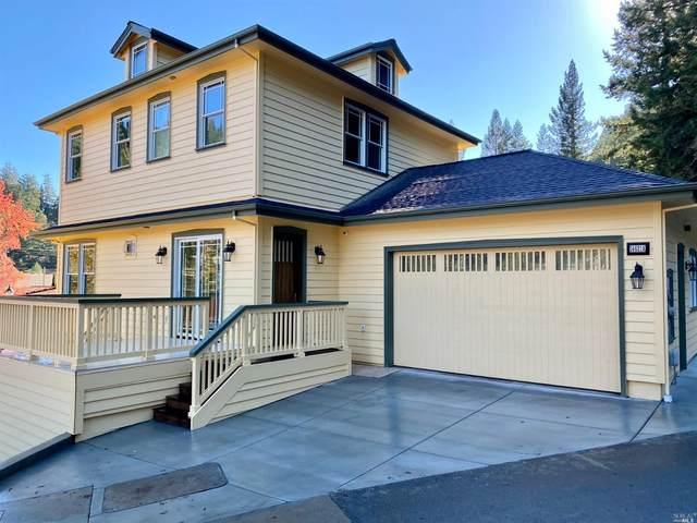 14621 Kit Lane, Occidental, CA 95465 (#22031174) :: Rapisarda Real Estate