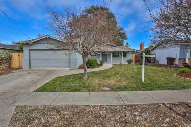 3502 Baxter Avenue, Napa, CA 94558 (#22031267) :: Intero Real Estate Services