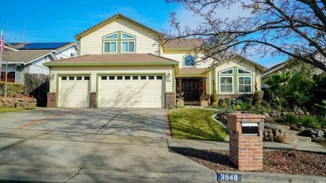 3548 Crownridge Court, Fairfield, CA 94534 (#22031280) :: Rapisarda Real Estate