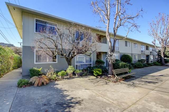 1008-H Los Gamos Road, San Rafael, CA 94903 (#22031282) :: RE/MAX GOLD