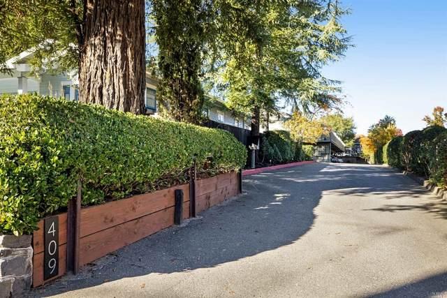 409 North Street #3, Healdsburg, CA 95448 (#22031328) :: Golden Gate Sotheby's International Realty