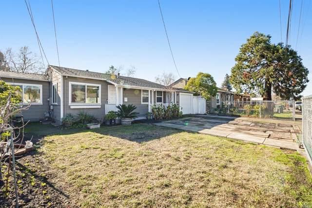 550 Flower Avenue, Santa Rosa, CA 95404 (#22031377) :: W Real Estate   Luxury Team