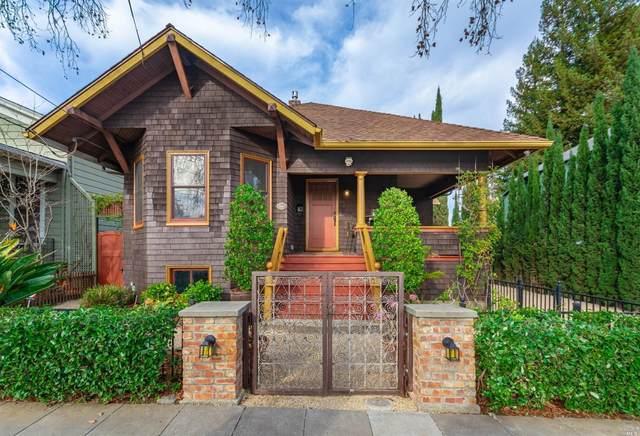1564 Polk Street, Napa, CA 94559 (#22031418) :: Golden Gate Sotheby's International Realty