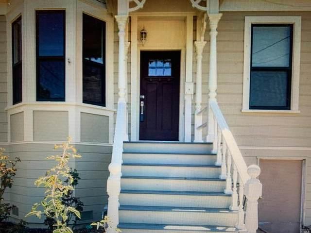 1019 Oak Street, Napa, CA 94559 (#22031457) :: Golden Gate Sotheby's International Realty